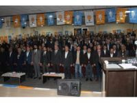 Ak Parti Midyat Gençlik Kolları Gökçe'ye emanet