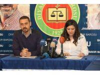 Diyarbakır Barosu çocuklara yönelik hak ihlallerini açıkladı