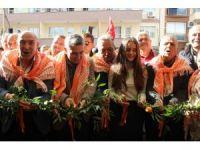 Seferihisar'ın turuncu bayramına muhteşem final