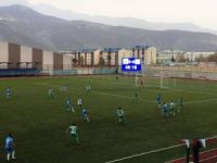 62 Pertekspor:0 Yeşilyurt Belediyespor: 0