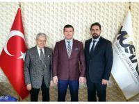 İTO Başkanı Demirtaş'tan Ülkü'ye tebrik ziyareti