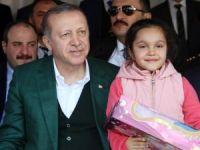 Cumhurbaşkanı Erdoğan'ın talimatıyla Göksu'nun tedavisi başladı