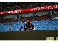 Süper Lig: Trabzonspor: 2 - Osmanlıspor: 2 (İlk yarı)