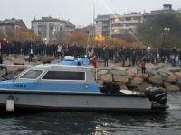 Kadıköy'de denize düşen vatandaşın cansız bedenine ulaşıldı