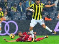 Süper Lig: Fenerbahçe: 4  - Sivasspor: 1 (Maç sonucu)