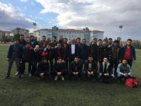 Çavdarhisarspor namağlup şampiyon