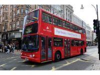 Londra otobüslerinde kahveli biyoyakıt