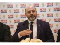 Başkan Ali Çetinbaş: İnşallah İstanbul'dan hayırlı sonuçlarla döneceğiz