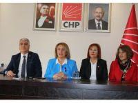 CHP Kadın Kolları Başkanı Köse, Aydın'da