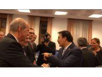Milletvekili Aydemir'den kültürel yatırım talepleri