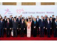 Myanmar'da ASEM toplantısı başladı