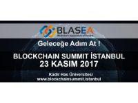 Teknolojinin kalbi 'Blockchain Summit'te atacak