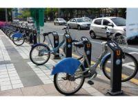 Seul trafiğine bisikletli çözüm