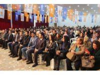 AK Parti Çorlu İlçe Teşkilatı dayanışma toplantısı