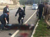 Afyonkarahisar'da motosiklet kazası: 1 ölü