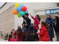 Kahta'da 20 Kasım Dünya Çocuk Günü kutlandı