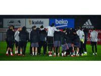 Beşiktaş, Porto hazırlıklarını tamamladı