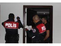 Günlük kullanılan apartlara şok baskınlarda ceza yağdı
