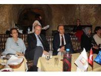 AB Türkiye Delegasyonu Başkanı Büyükelçi Christian Berger Şanlıurfa'da