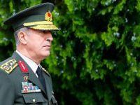 Genelkurmay Başkanı Orgeneral Akar Rusya'ya gitti