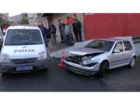 Ataşehir'de işçi servisi yayalara çarptı: 2 ölü