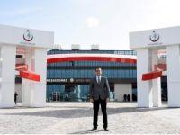 Yeni Çanakkale Devlet Hastanesi 5 yıldızlı otel konforunda