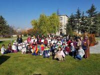 Milletvekili Önal, ilkokul öğrencilerini TBMM'de ağırladı