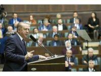 """Cumhurbaşkanı Erdoğan: """"Bu silahlanmayı Kuzey Suriye'de hangi ülkeye karşı yapıyorsunuz"""""""
