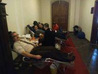 Daday'da kan bağışı kampanyası düzenlendi