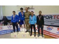 Kağıtsporlu boksörlerden 3 madalya