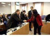 Bakan Eroğlu Plan ve Bütçe Komisyonunda sunum yaptı