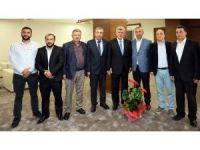 Başkan Karaosmanoğlu STK'lar ile bir araya geliyor