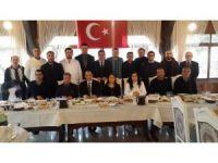 Safranbolu MHP basınla bir araya geldi