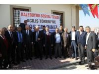 Şahinbey Belediyesi'nin sosyal tesis ağı büyüyor