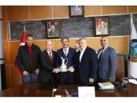STK'lardan Başkan Alemdar'a ziyaret