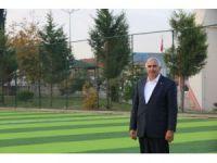 Camili'den Başkan Dişli'ye teşekkür
