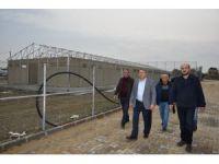 Yunusemre Belediyesi genç sporculara yeni bir tesis kazandırıyor