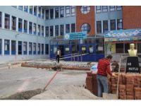 Atakum'da okul ve camilere 10 milyon liralık hizmet