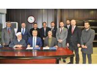 OMÜ ve Kudüs Üniversitesi protokol imzaladı