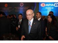 """TBMM Başkanı Kahraman: """"Asya ülkeleri gelecekleri için FETÖ'ye karşı süratle önlem almalı"""""""
