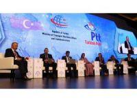 """Bakan Arslan: """"E-Ticaretin büyüme hızı baş döndürücü"""""""