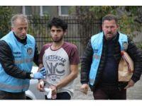 Bıçakla yaralama olayının zanlısı tutuklandı