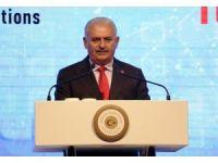 """Başbakan Yıldırım: """"Türkiye'nin e-ticaretteki 2023 yılı hedefi 350 milyar Türk Lirası"""""""