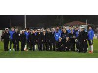 Trabzonspor'da forvetler kaleye geçti