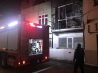 Psikolojik destek gören şahıs kendi evini yakıp kaçtı