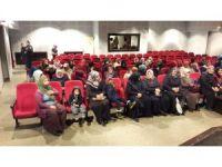 ADEM kursiyerlerine konferans