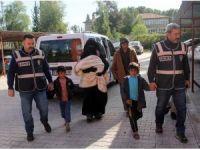 5 aylık Emira ve ailesine polis sahip çıktı