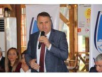 Başkan Çerçi'den kadına yönelik şiddete net tavır: