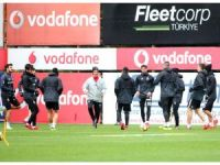 Beşiktaş, Evkur Yeni Malatyaspor maçı hazırlıklarına başladı