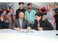 Dijital Kütüphane Sultangazi'de açıldı